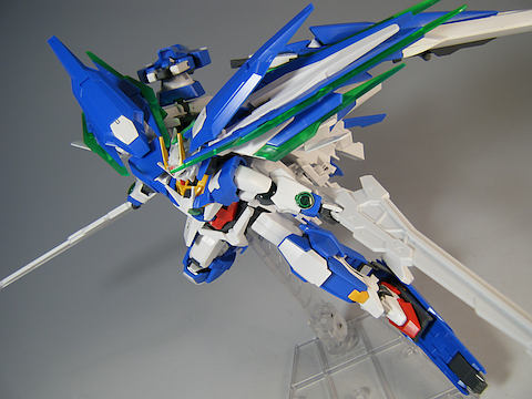 Toy Randomness Hg 1 144 Customized Full Armor 00 Quanta By Hobby No Toriko