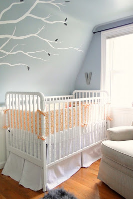 brooklyn baby: crib inspiration