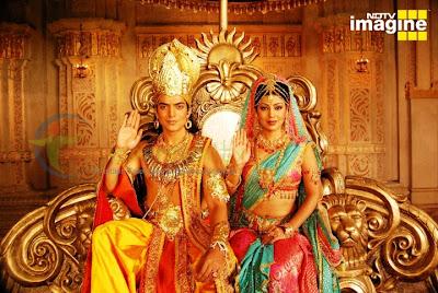 Info Center: Download Hindi TV serial Ramayan from NDTV imagine