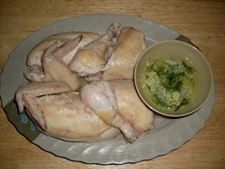 It S Common Cents Recipe White Cut Chicken Bak Chit Gai