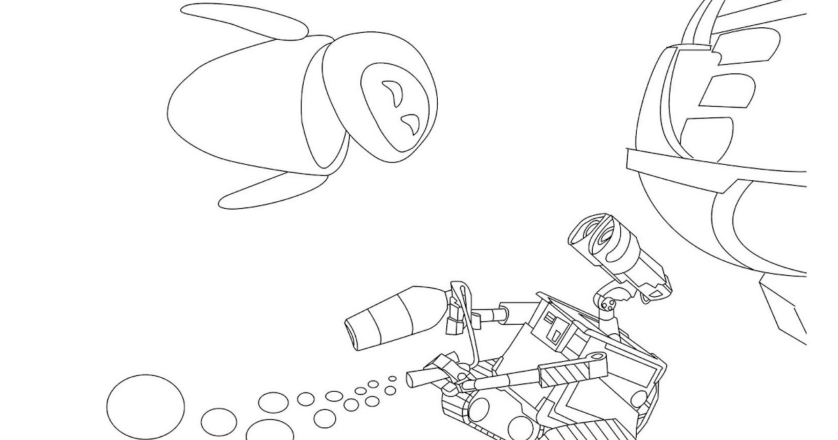 56 Best Disney Wall-E Coloring Pages Disney images | Wall e, Coloring pages,  Disney wall | 630x1200