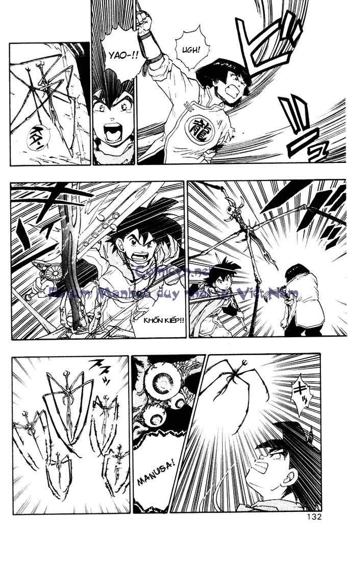 Dragon Quest: Emblem of Roto chapter 10 trang 65