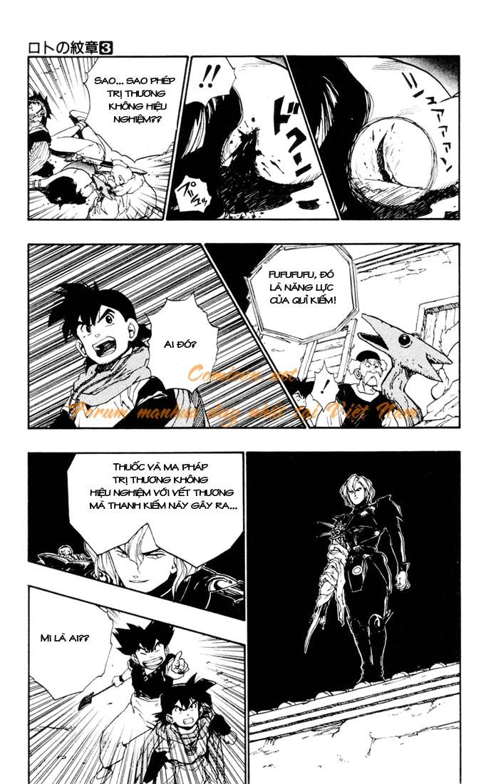 Dragon Quest: Emblem of Roto chapter 9 trang 33