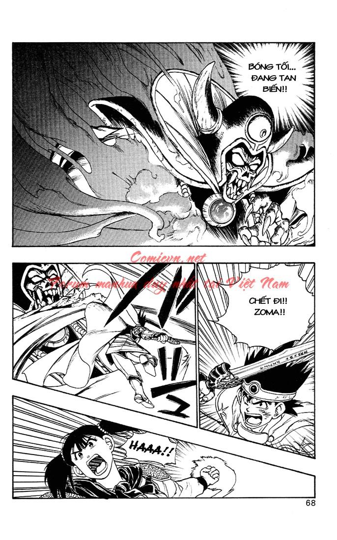 Dragon Quest: Emblem of Roto chapter 5 trang 23