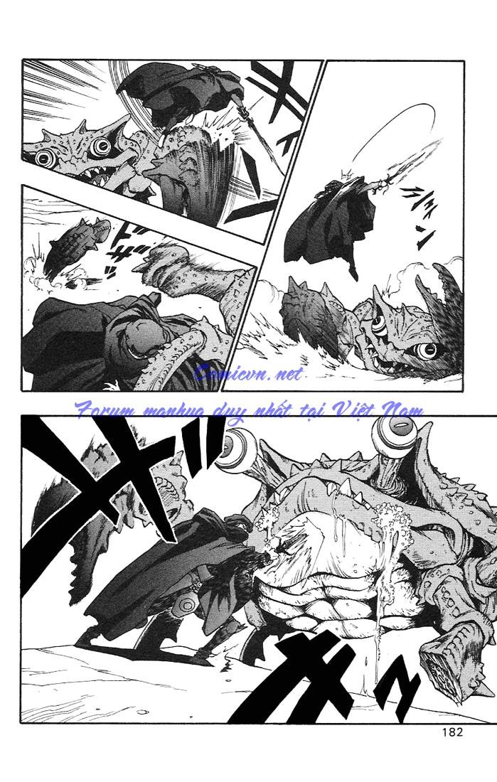 Dragon Quest: Emblem of Roto chapter 7 trang 29