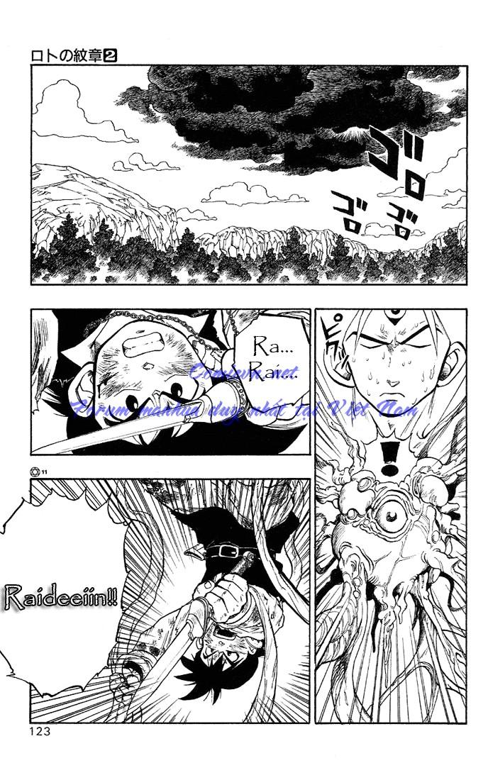 Dragon Quest: Emblem of Roto chapter 6 trang 25