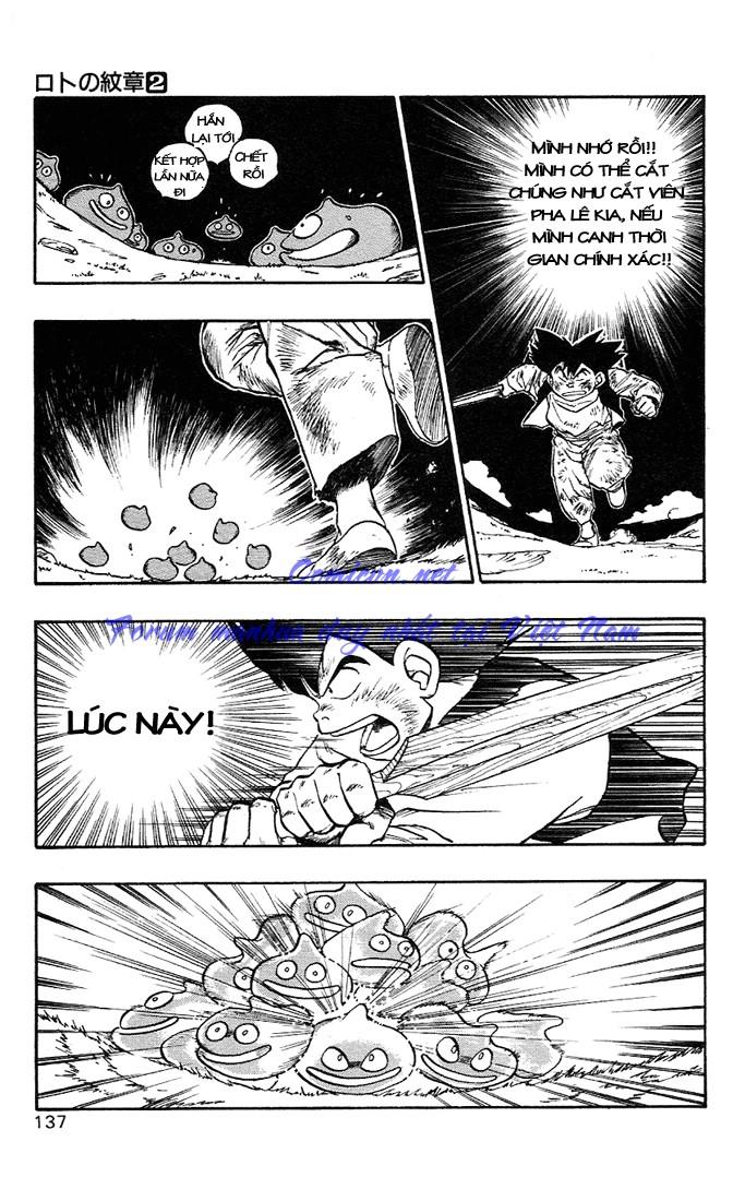 Dragon Quest: Emblem of Roto chapter 6 trang 53