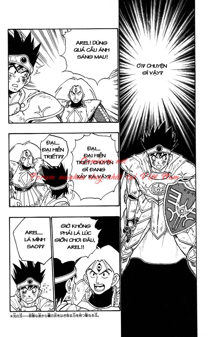 Dragon Quest: Emblem of Roto chapter 5 trang 15