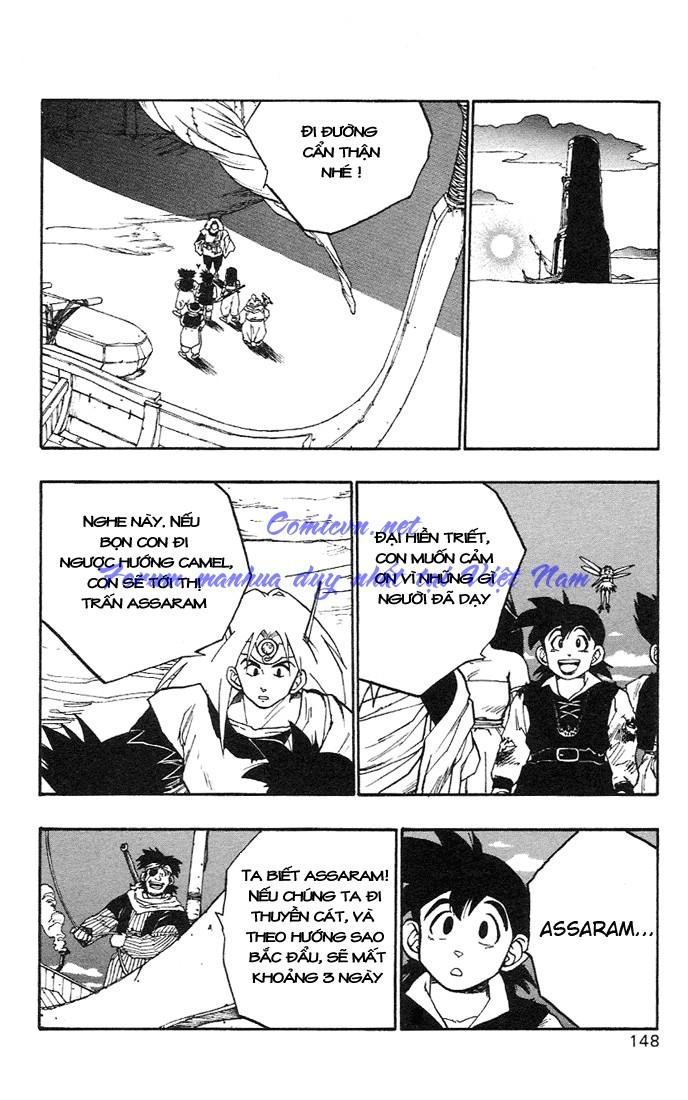 Dragon Quest: Emblem of Roto chapter 6 trang 73