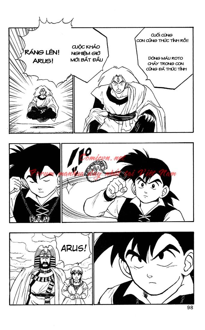Dragon Quest: Emblem of Roto chapter 5 trang 81