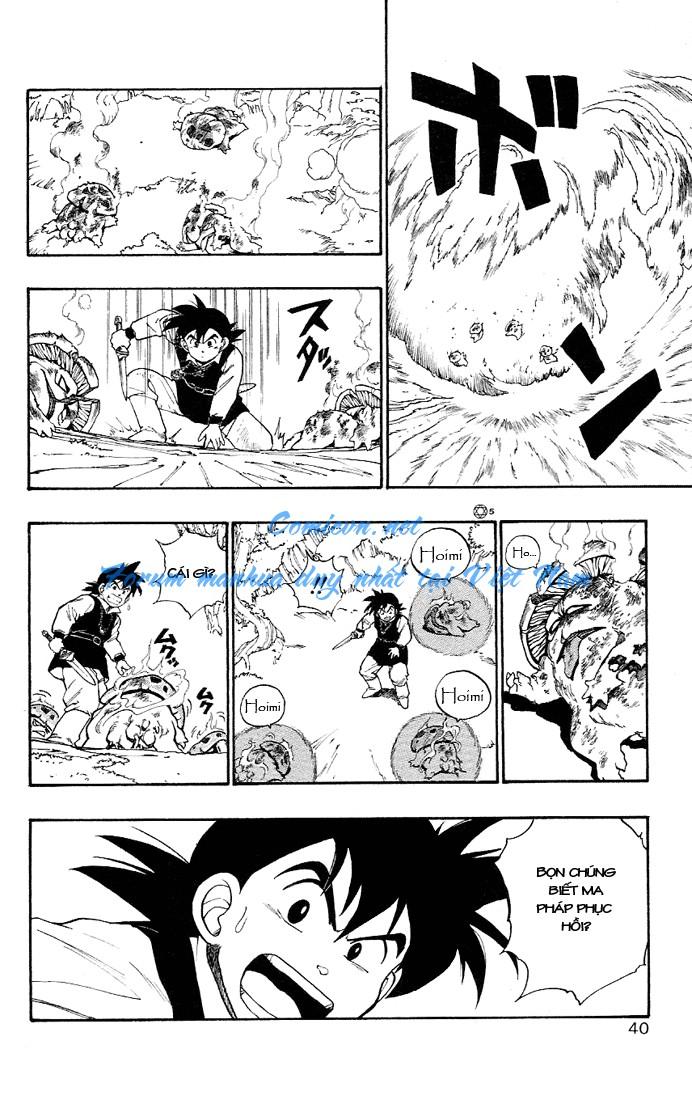 Dragon Quest: Emblem of Roto chapter 4 trang 71