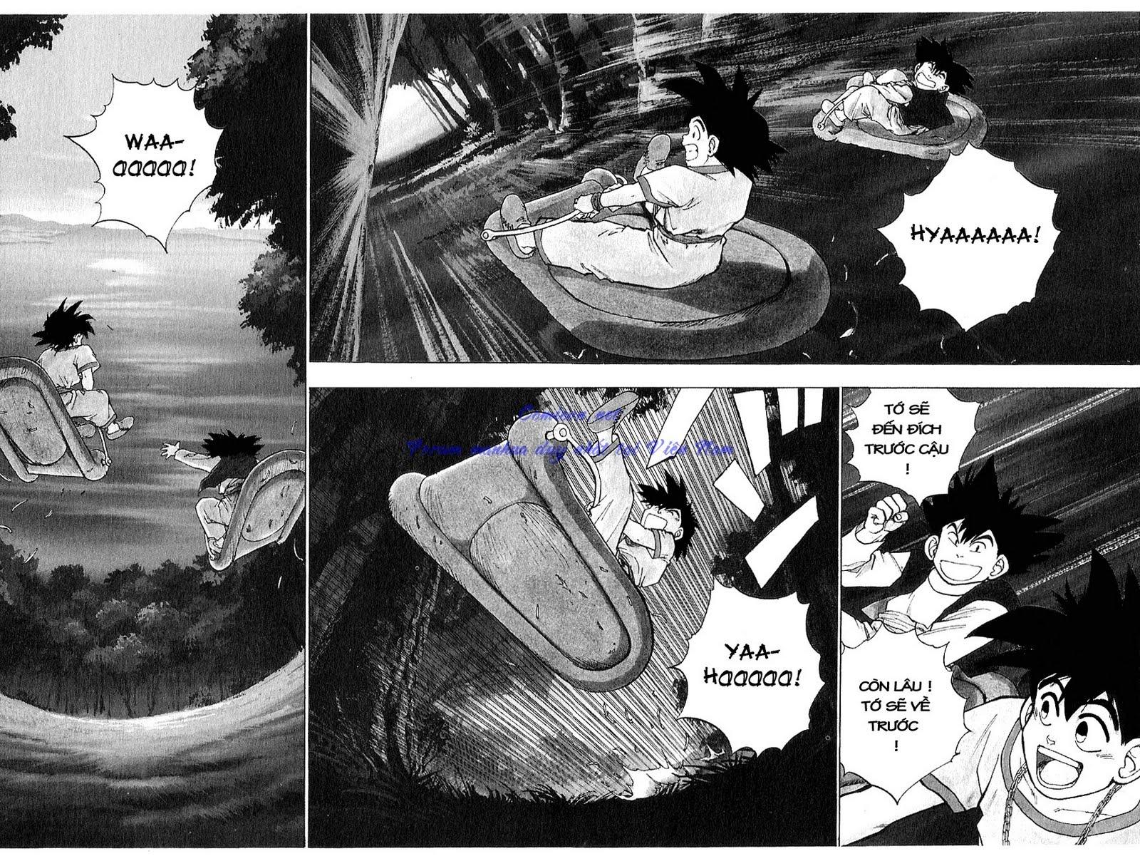 Dragon Quest: Emblem of Roto chapter 2 trang 5