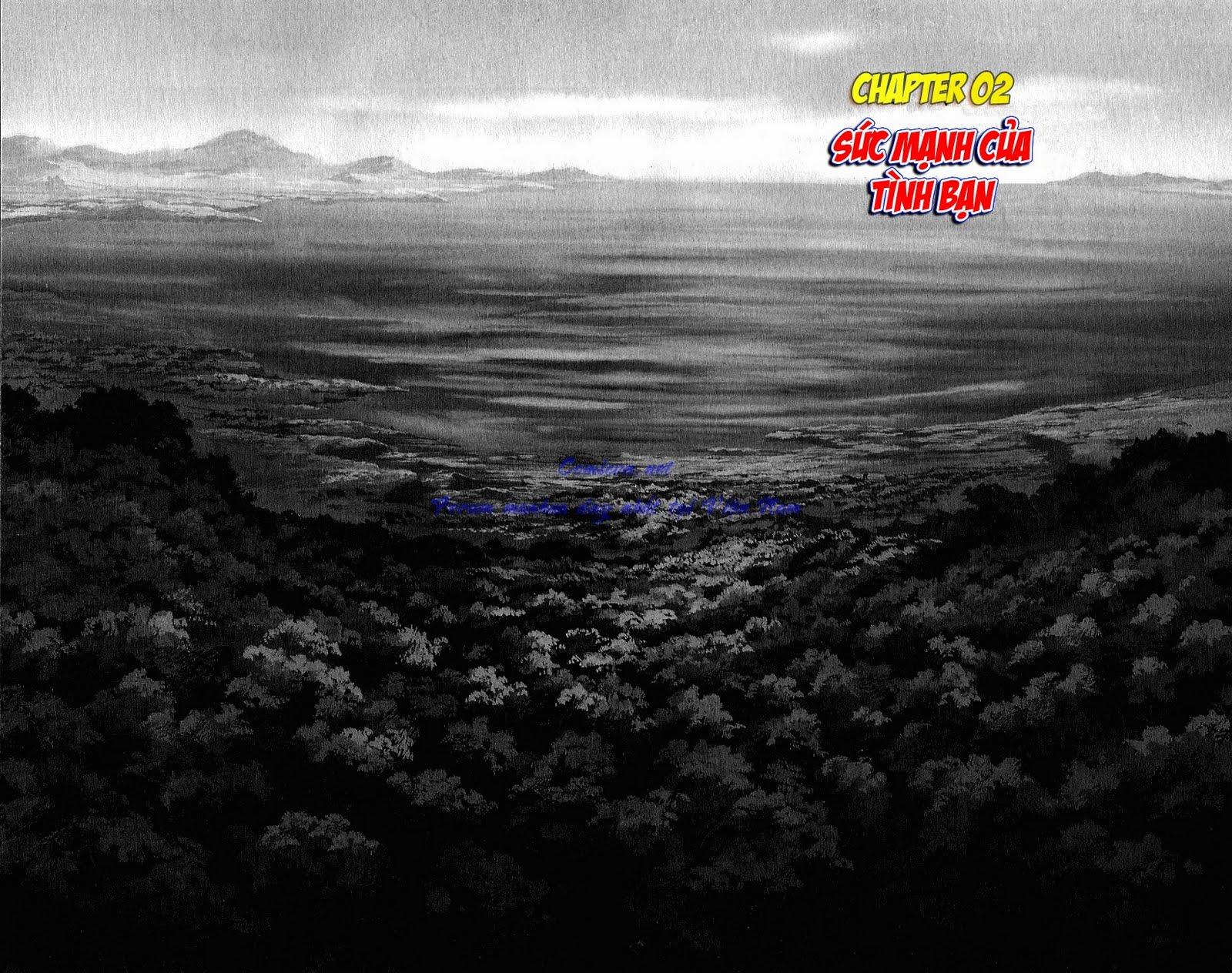 Dragon Quest: Emblem of Roto chapter 2 trang 7