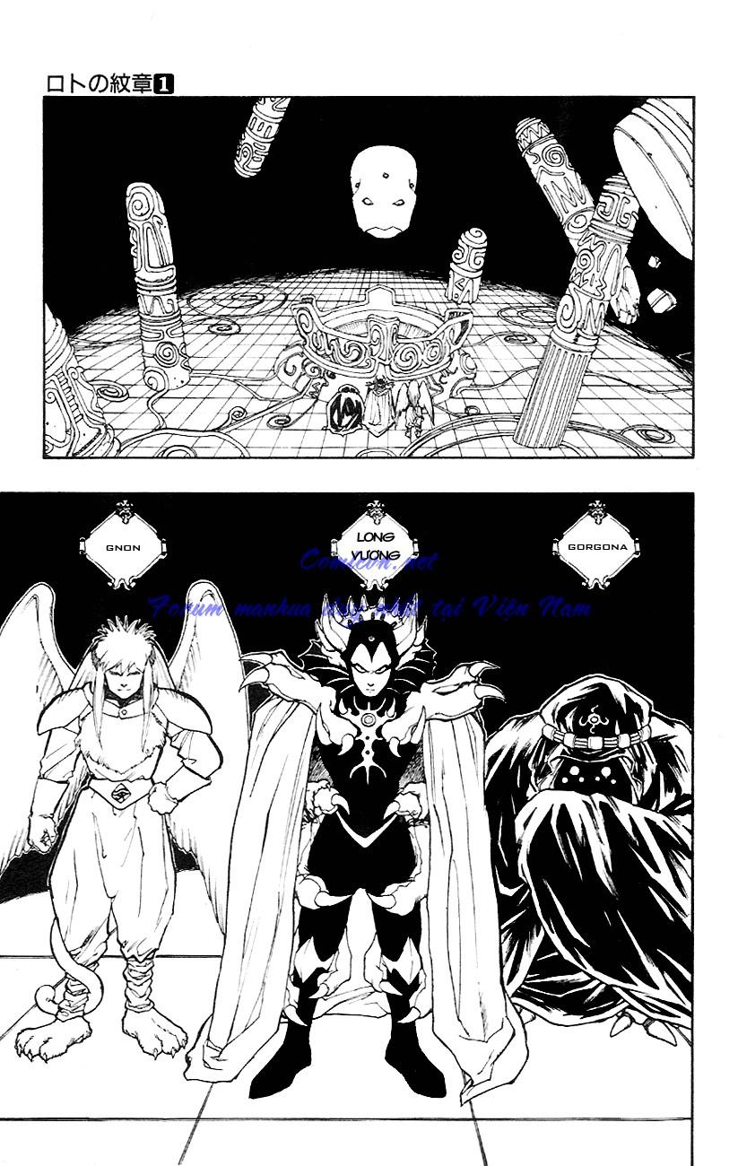 Dragon Quest: Emblem of Roto chapter 2 trang 35