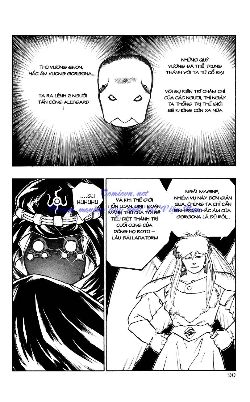 Dragon Quest: Emblem of Roto chapter 2 trang 37
