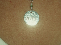 My Ezra necklace