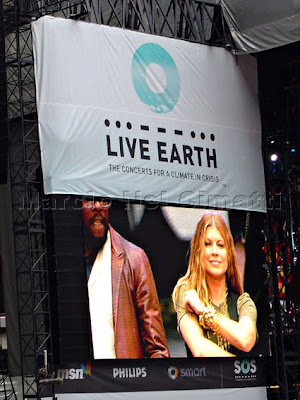 Live Earth Londres