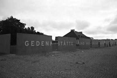 Berlim - Campo de concentração.