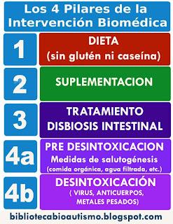 Dieta para autismo doctor maya
