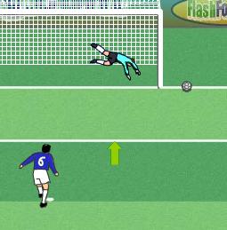 Jogo futebol on line