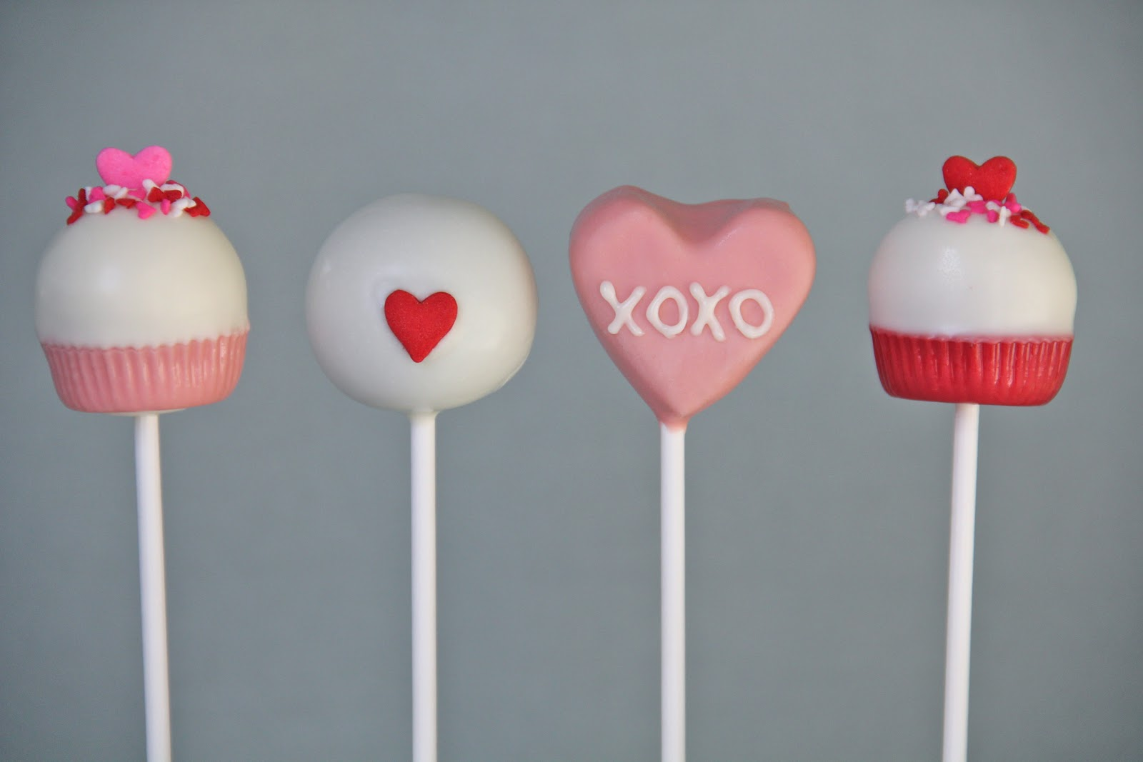 Cute Cake Pop Ideas For Valentines Day