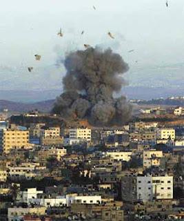 INVASION DE ISRAEL A GAZA