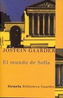 EL MUNDO DE SOFIA: LA HISTORIA DE LA FILOSOFIA