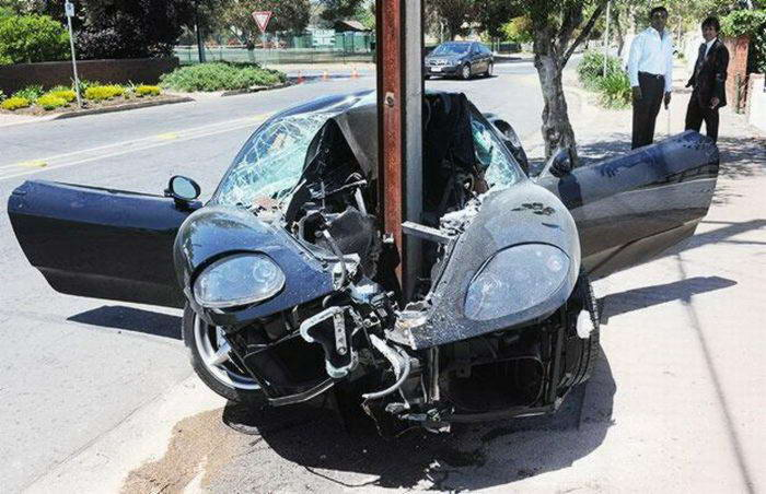 Car Accident Terrible Car Accidents
