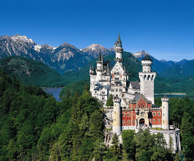 Romantic Castle | Beautiful Romantic  Castle Seen On www.coolpicturegallery.us