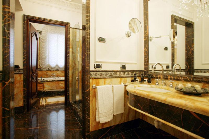 Come arredare casa: Arredamento bagno classico