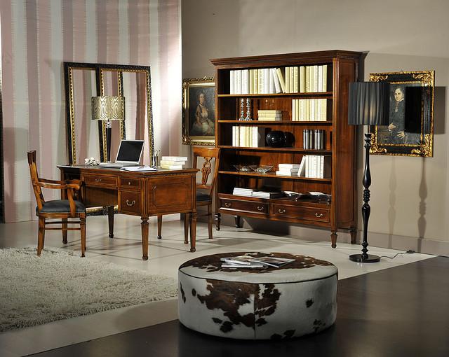 Come arredare casa arredamento soggiorno classico for Arredamento elegante classico
