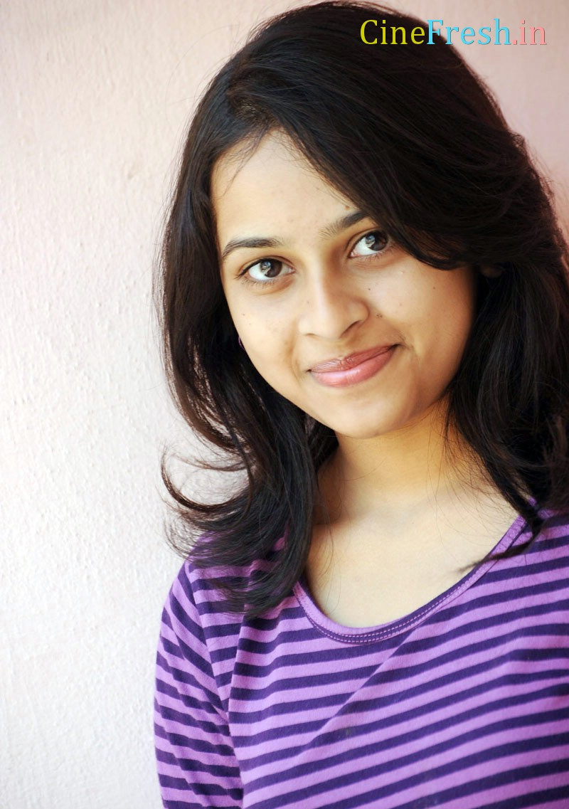Test: Actress Sri Divya Cute Stills Gallery