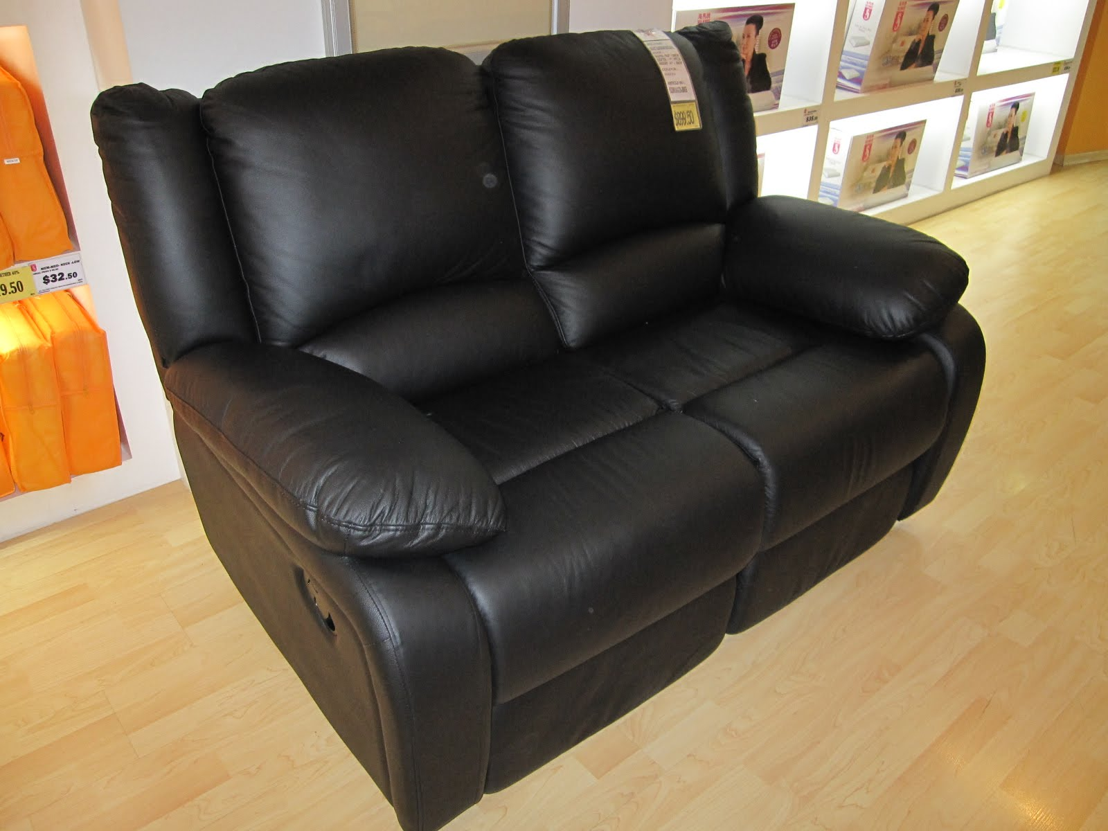 how to get sweat smell out of leather sofa