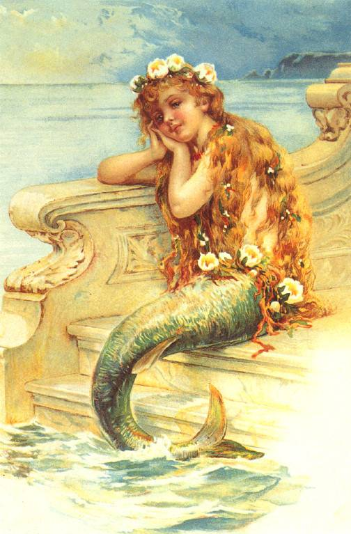 L² Evolution: Myth Creatures 1: Mermaid & Merman - photo#47