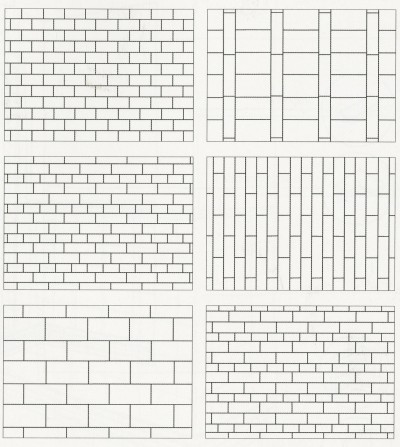 Subway Tile Layout | Tile Design Ideas