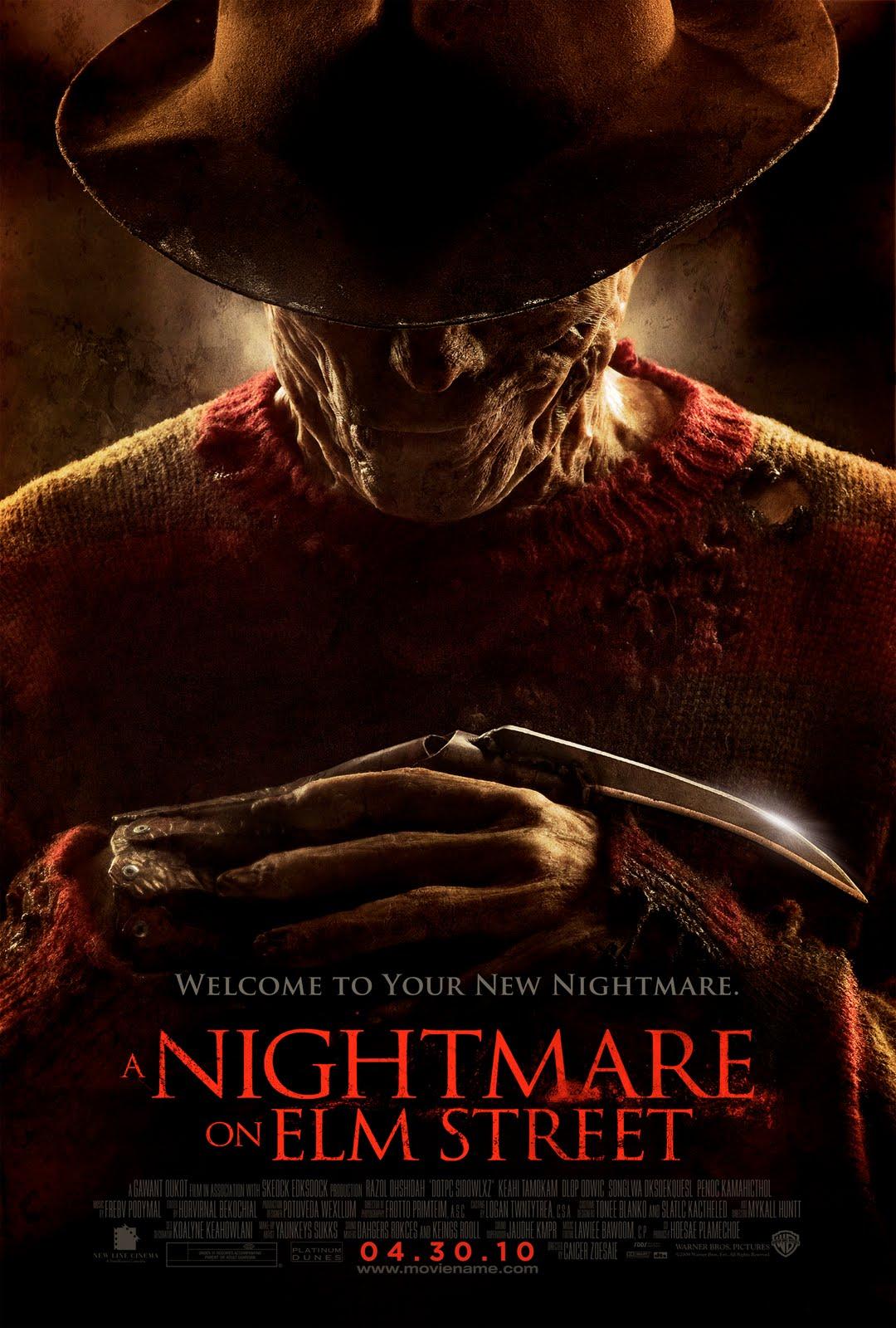 Nightmare On Elm Street Trailer Deutsch