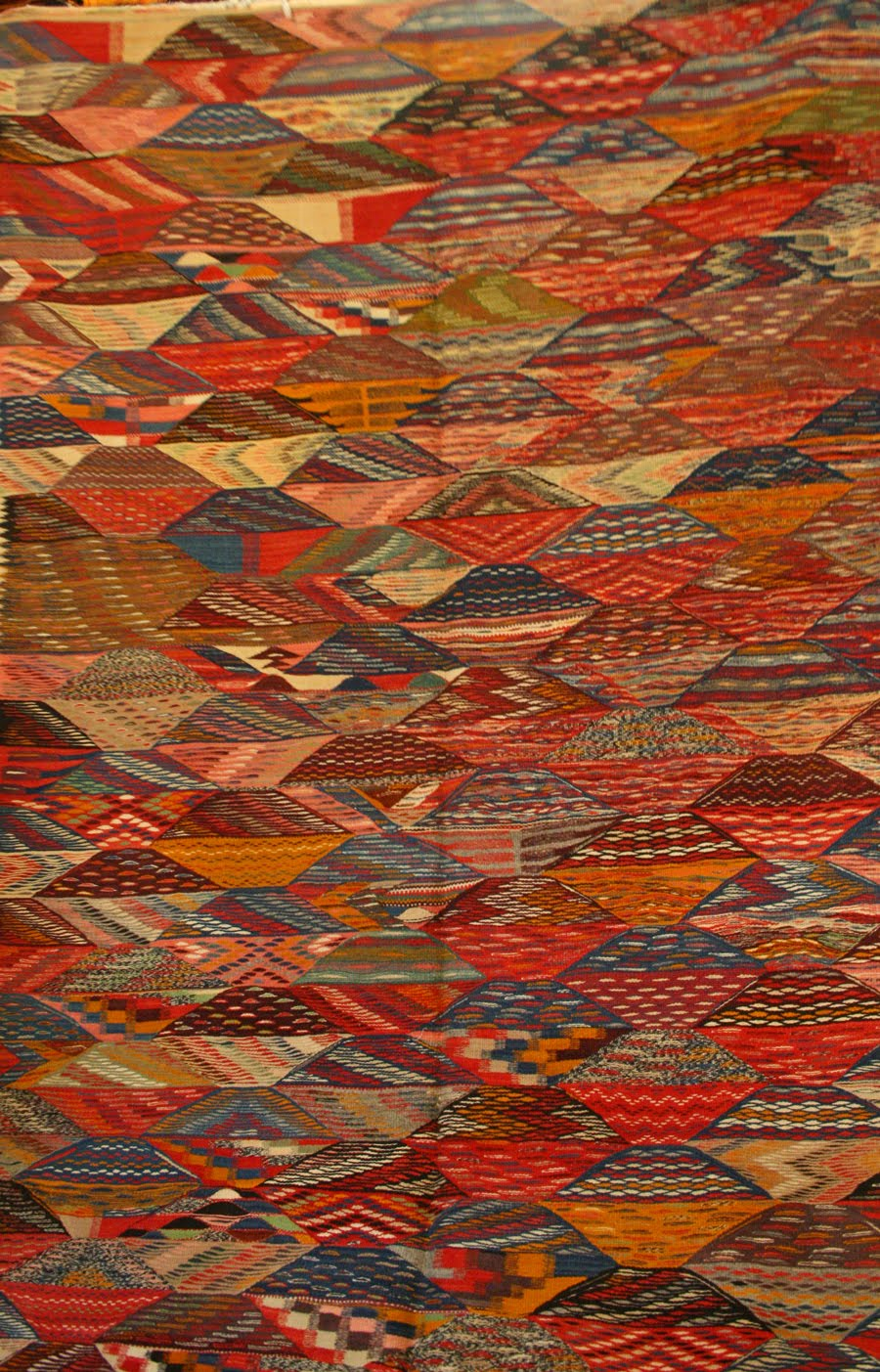 THE VIEW FROM FEZ: Beginners' Guide to Moroccan Carpets ...