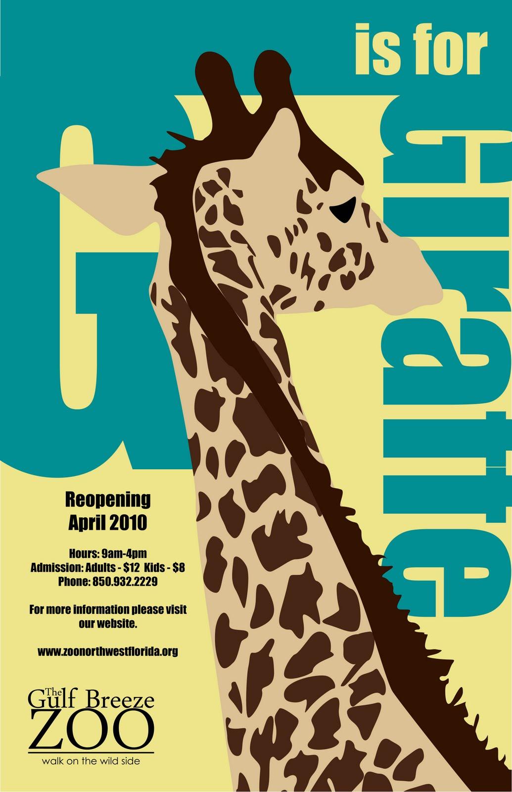 Uneek: Zoo Posters