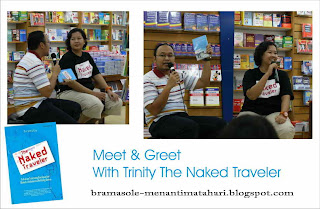 Meet & Greet With : Trinity The Naked Traveler