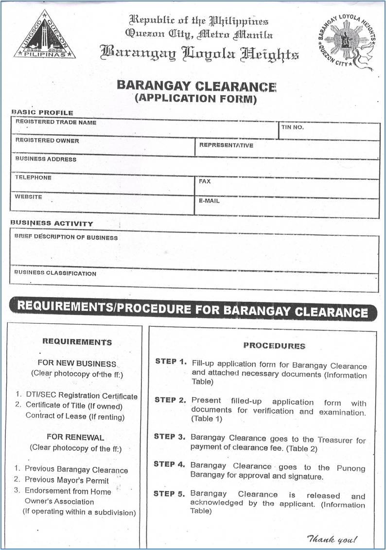 Complaint Letter Sample Barangay Resume Skills Project Management