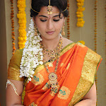 Anushka Looking Awesome in Traditional Dress