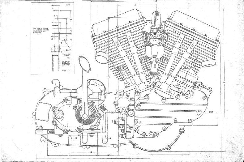 Noot: Panhead Blueprint