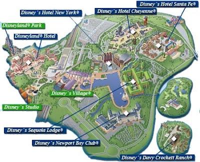 Mapa De Disneyland Paris Para Imprimir.Mapa Hoteles Disneyland Paris Mapa