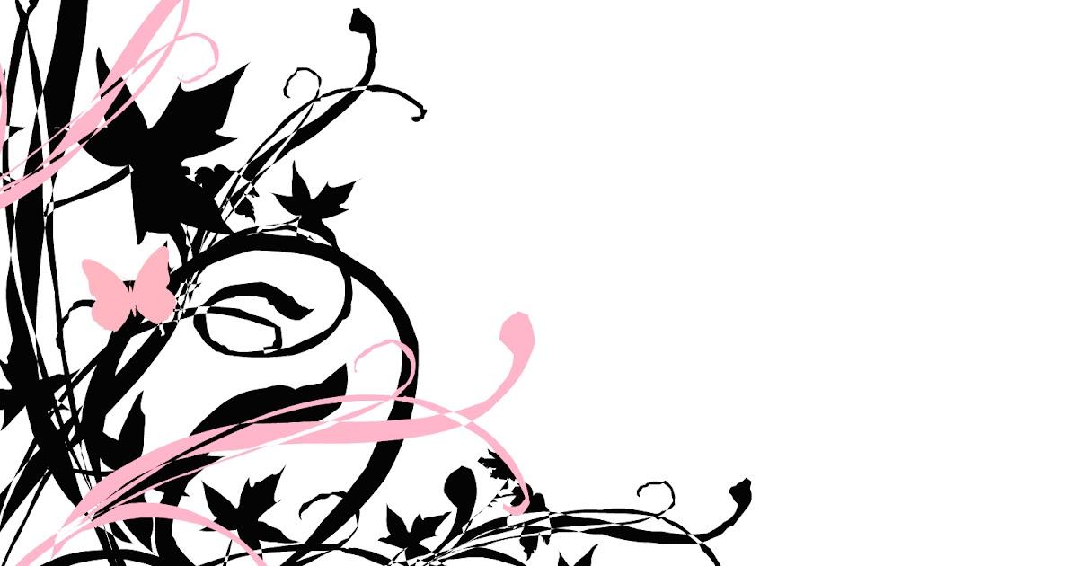 Black Pink Wedding Invitations: Free Printable Party Invitations: Free Black, Pink And