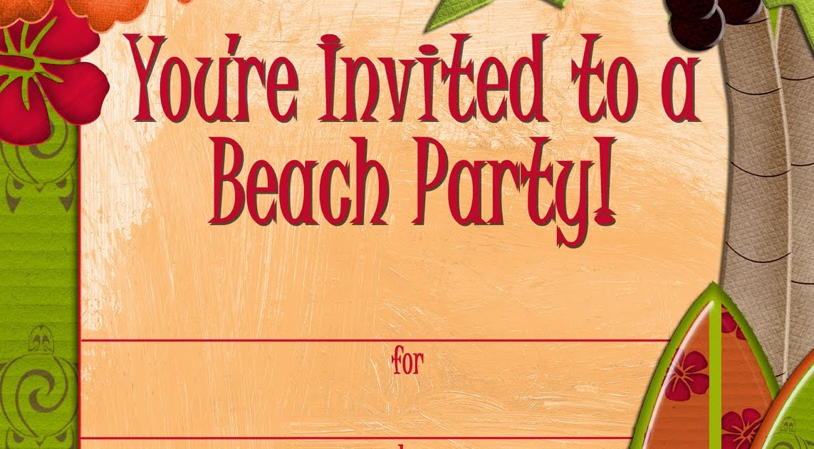 Printable Invitations Target