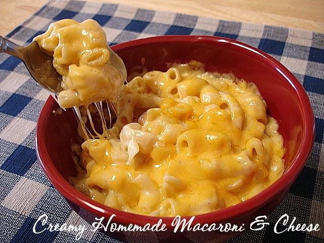 But Mama I M Hungry Creamy Homemade Macaroni Amp Cheese