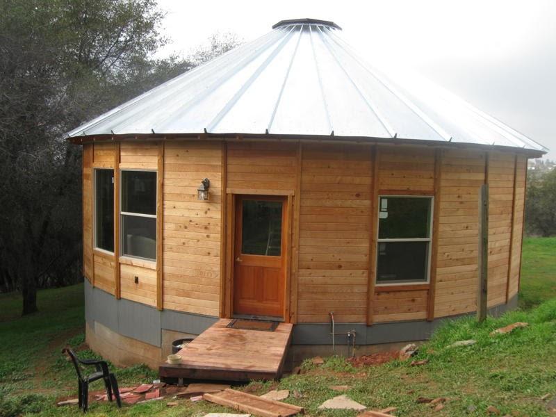 Arkansas Yurt Living Some Links Pics And Thoughts