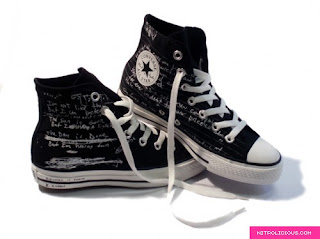 9618a0f490fe Converse x Kurt Cobain - Chuck Taylor All Star Lyric Edition (Black)