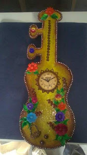 SNEH VIOLIN WITH WATCH