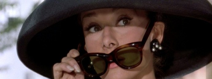 Oliver Goldsmith to remake Audrey Hepburn's sunglasses to mark 50th anniversary of Breakfast at Tiffany's